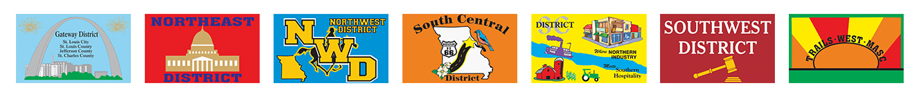 district flags website